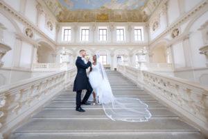 Hochzeitsfotograf Niederösterreich, Stift Göttweig, Thomas MAGYAR | Fotodesign
