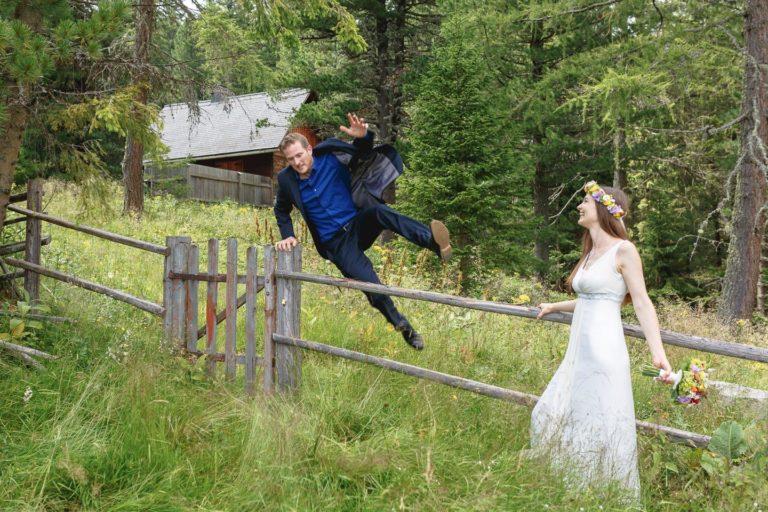 Hochzeitsfotograf Steiermark Almhochzeit, Judenburg, Thomas MAGYAR | Fotodesign