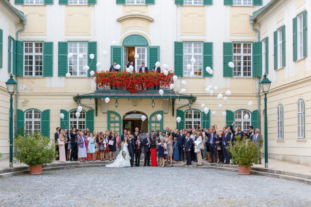 Hochzeitsfotograf Schloss Hunyadi, Thomas MAGYAR   Fotodesign, Fotograf Niederösterreich