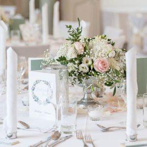 Hochzeitsfotograf, Tischdekoration, Thomas MAGYAR | Fotograf, Baden bei Wien