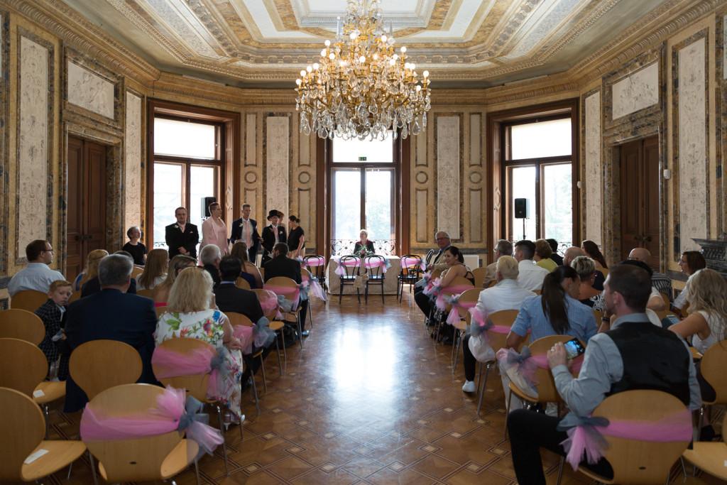 Raw-File, Trauungssaal Hermesvilla Wien unbearbeitet