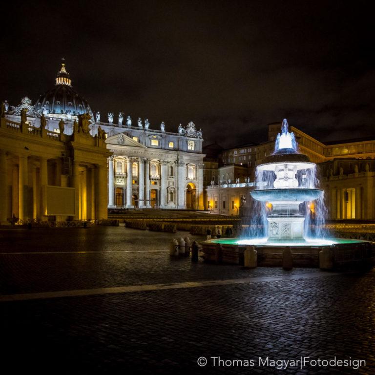 Rom, Petersplatz, Thomas MAGYAR | Fotodesign